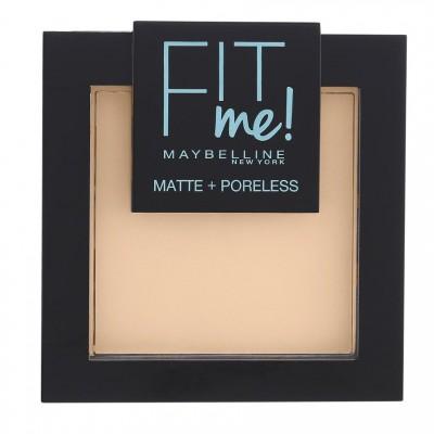 Maybelline Fit Me Matte & Poreless Powder 105 Natural Ivory 9 g
