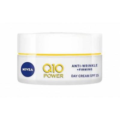 Nivea Q10 Power Anti-Wrinkle Day Cream SPF15 50 ml