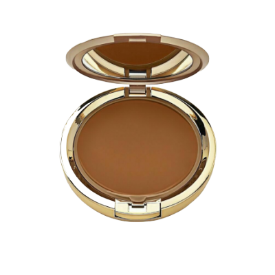 Milani Even-Touch Powder Foundation 08 Warm Toffee 12 g