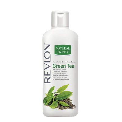 Revlon Natural Honey Green Tea Shower Gel 650 ml