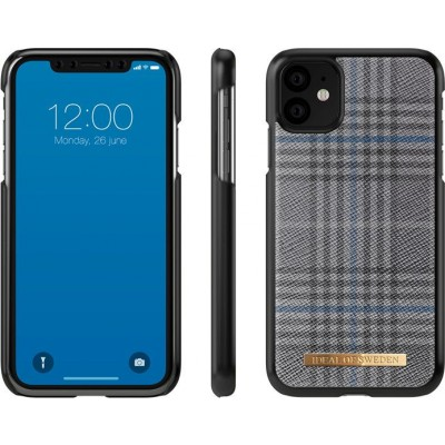 iDeal Of Sweden Oxford Case iPhone 11 Grey iPhone 11