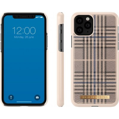 iDeal Of Sweden Oxford Case iPhone 11 Pro Max Beige iPhone 11 Pro Max