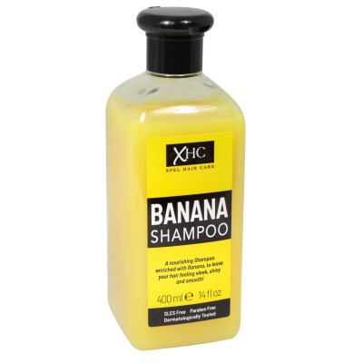 XHC Banana Shampoo 400 ml