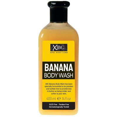 XBC Banana Body Wash 400 ml