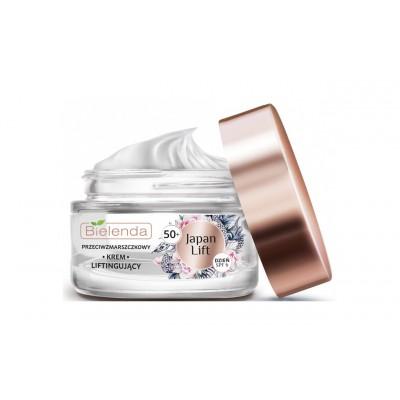 Bielenda Japan Lift Anti-Wrinkle Day Cream 50+ SPF6 50 ml