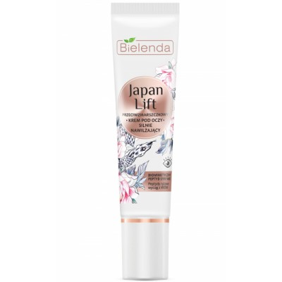 Bielenda Japan Lift Moisturizing Anti-Wrinkle Eye Cream 15 ml