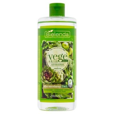 Bielenda Vege Skin Diet Micellar Mixed & Oily Skin 500 ml