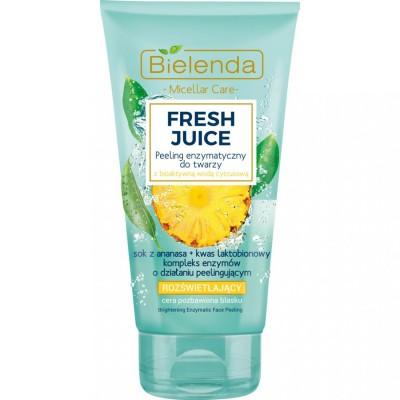 Bielenda Fresh Juice Brightening Face Scrub 150 g
