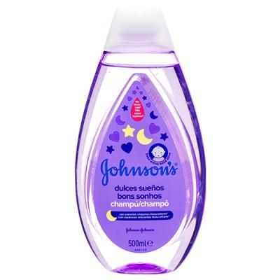 Johnson's Baby Shampoo Lavender 500 ml
