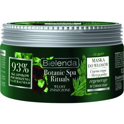 Bielenda Botanic Spa Black Turnip & Horsetail Mask Damaged Hair 300 ml