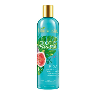 Bielenda Exotic Paradise Bath & Shower Oil Fig 400 ml