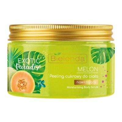 Bielenda Exotic Paradise Sugar Body Scrub Melon 350 ml
