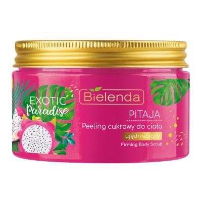 Bielenda Exotic Paradise Sugar Body Scrub Pitaya 350 ml