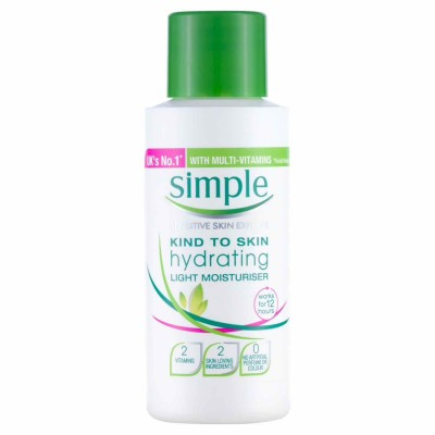 Simple Hydrating Light Moisturiser 50 ml