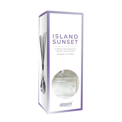 Airpure Reed Diffuser Island Sunset 100 ml