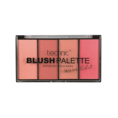 Technic Blush Palette Warm Edit 20 g