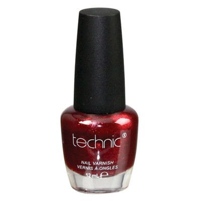 Technic Nailpolish Ruby Red 12 ml