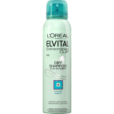 L'Oreal Extraordinary Clay Dry Shampoo 150 ml
