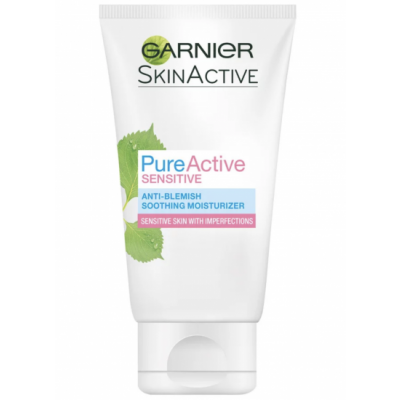 Garnier Pure Active Sensitive Moisturizer 50 ml
