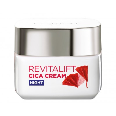 L'Oreal Revitalift Cica Night Cream 50 ml
