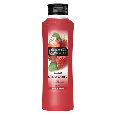 Alberto Balsam Sweet Strawberry Shampoo 350 ml