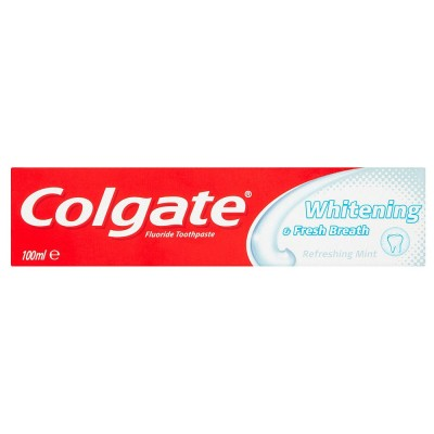 Colgate Whitening & Fresh Breath 100 ml