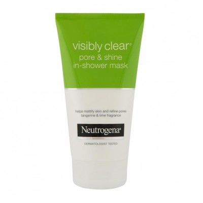 Neutrogena Visibly Clear In-Shower Mask 150 ml