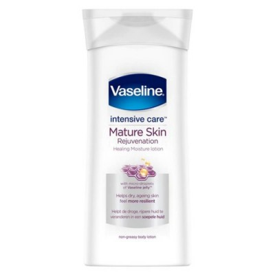 Vaseline Mature Skin Body Lotion 400 ml