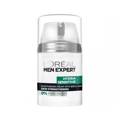 L'Oreal Men Expert Hydra Sensitive Protecting Moisturiser 50 ml