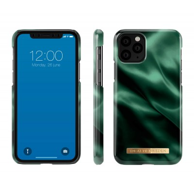 iDeal Of Sweden Fashion Case iPhone 11 Pro Emerald Satin iPhone 11 Pro