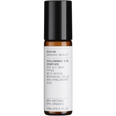 Evolve Organic Beauty Hyaluronic Eye Complex Serum 10 ml