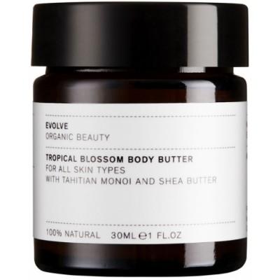 Evolve Organic Beauty Tropical Blossom Body Butter 30 ml