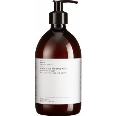 Evolve Organic Beauty Citrus Blend Aromatic Wash 500 ml