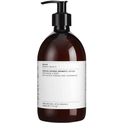 Evolve Organic Beauty African Orange Aromatic Lotion 500 ml