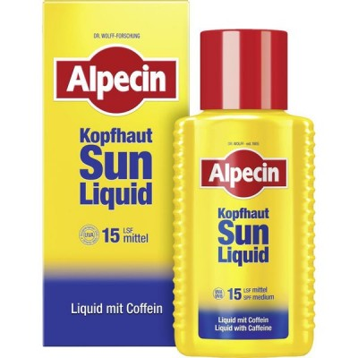 Alpecin Sun-Liquid SPF15 190 ml