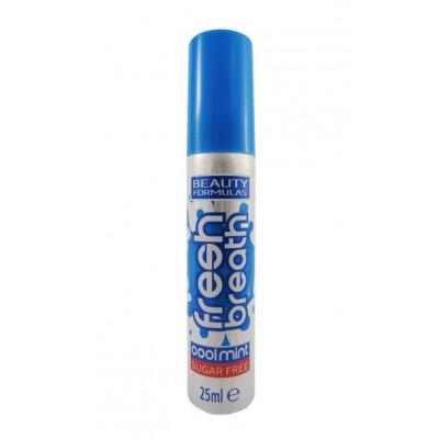 Beauty Formulas Breath Fresh Cool Mint 25 ml