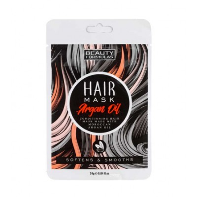 Beauty Formulas Argan Oil Hair Mask 24 g