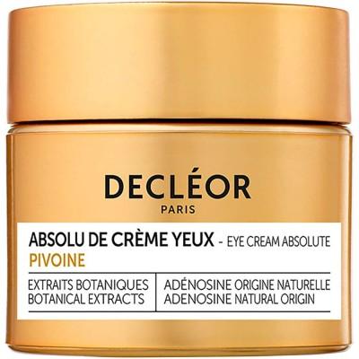 Decleor Peony Eye Cream Absolute 15 ml