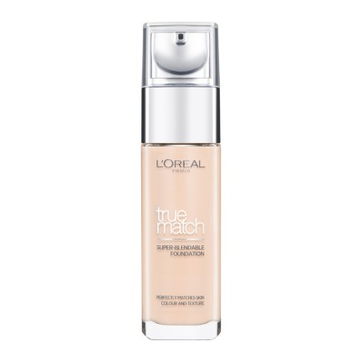 L'Oreal True Match Foundation C2 Rose Vanilla 30 ml