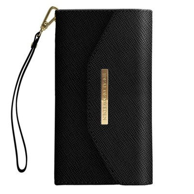iDeal Of Sweden Mayfair Clutch iPhone 11 Black iPhone 11