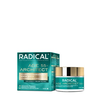 Radical Age Architect 55+ Hydro-Smoothing Day Cream SPF15 50 ml
