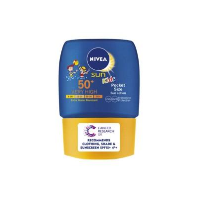 Nivea Sun Kids Pocket Size SPF50 50 ml
