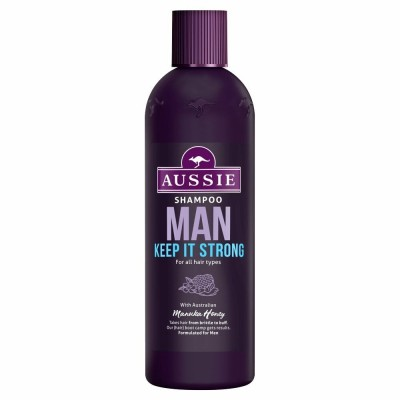 Aussie Man Keep It Strong Shampoo 300 ml