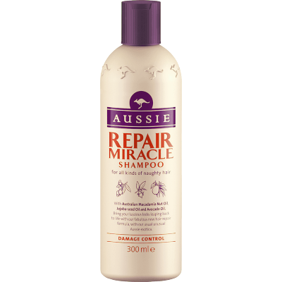 Aussie Repair Miracle Shampoo 300 ml