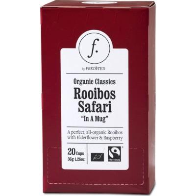 Fredsted Organic Herbal Tea Rooibos Safari 36 g