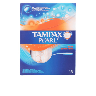 Tampax Pearl Super Plus 18 st
