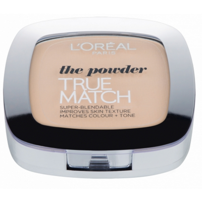 L'Oreal True Match Powder C1 Rose Ivory 9 g