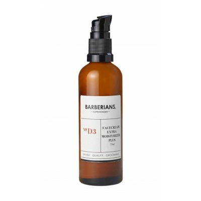 Barberians Face Cream Extra Moisturizer 75 ml