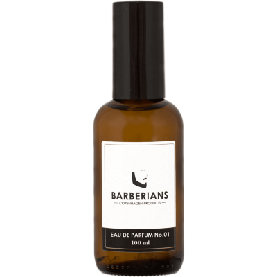 Barberians Eau De Parfum No. 01 100 ml