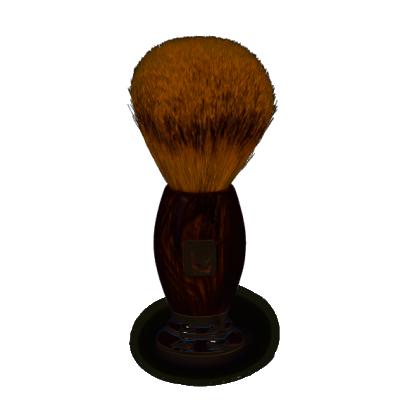 Barberians Scheerkwast Silvertip 1 st